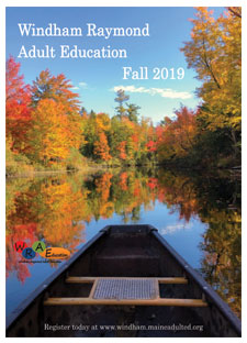 2019 Fall Catalog - Click Here to See Inside!